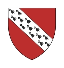 """Source : site Geni, fiche de Matilde Maud Fitzhubert d'Evreux comtesse de Salisbury (1070-1130).Orthographié aussi """"de Ryes""""."""