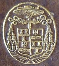 DOMINIQUE de VIC (amant de CHARLOTTE des ESSARTS), abbé de l'abbaye du Bec (27) ~1595 ; docteur en Sorbonne 1610 ; vicomte d'Ermenonville (60) ; coadjuteur puis archevêque d'Auch (32) 1629-1661.