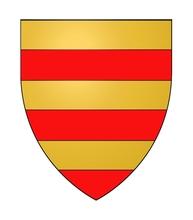 Source : armorial de J.B. Rietstap. (Tournaisis, Gand ).